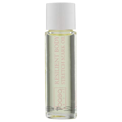 Basq NYC Resilient 0.5-ounce Body Stretch Mark Oil Citrus