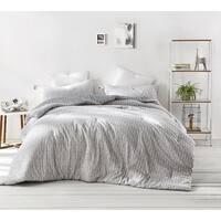 BYB Broken Arrow Grey Comforter (Shams Not Included)
