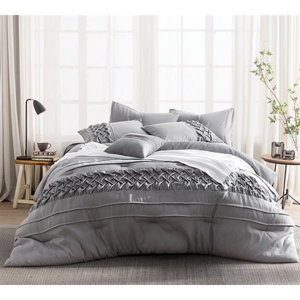Byb Tempo Comforter Set Free Shipping Today Overstock