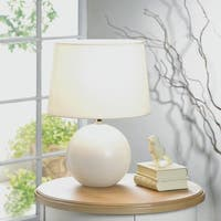 Scarsdale White Table lamp