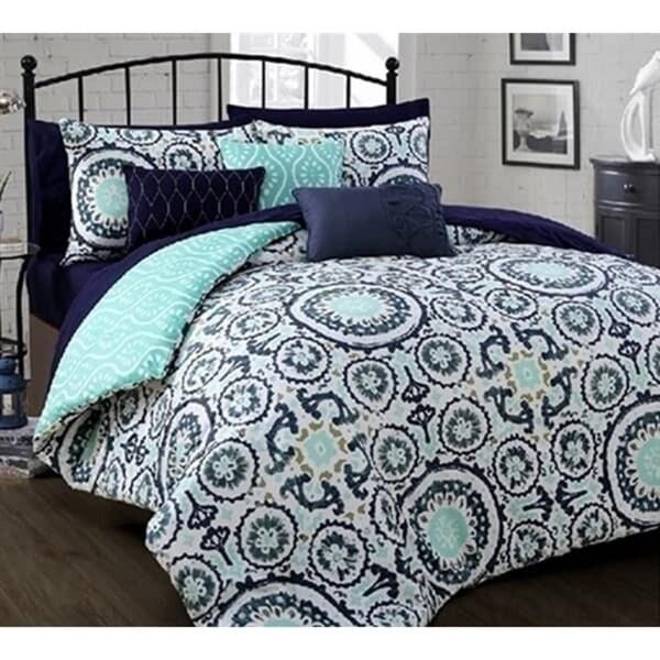 BYB Leona Comforter (Shams Not Included)