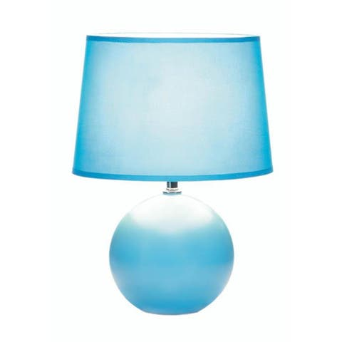 Scarsdale Blue Table lamp