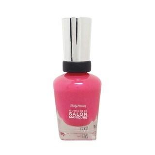 Sally Hansen Complete Salon Manicure Nail Color Back to The Fuchsia