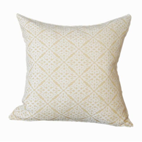 Home Accent Pillows Chenille Jacquard Throw Pillow