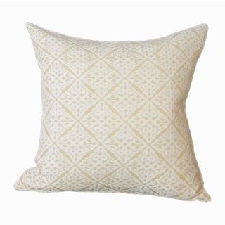 Kingray Home Textile Chenille Jacquard Throw Pillow