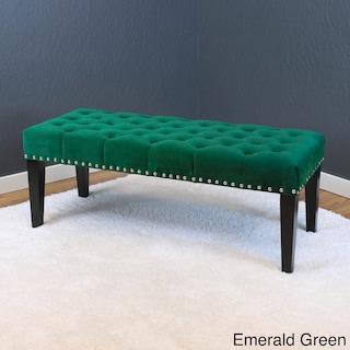 Markelo Velvet Bench
