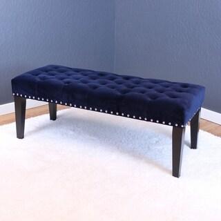Attractive Markelo Velvet Bench