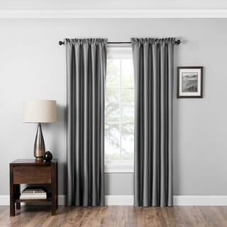 Eclipse Miles Thermaback Window Curtain Panel