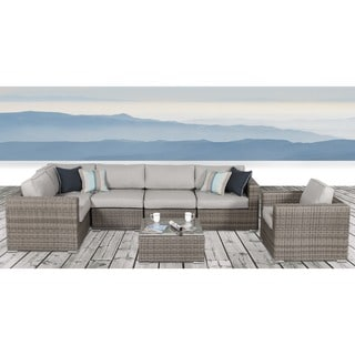 Verona 7-piece Conversation Set by Living Source International