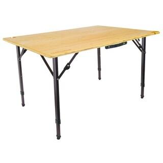 Travel Chair Kanpai Bamboo Table