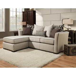Simmons Upholstery Stewart Sofa Chaise