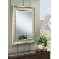 Sandberg Furniture Peyton 36 x 30-inch Wall Mirror