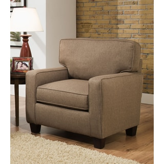 Sofab Contemporary Riley Nutmeg Oversized Chair