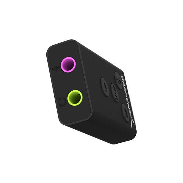 Shop Sabrent Silver or Black Aluminum USB External 3D Stereo