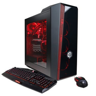 CYBERPOWERPC Gamer Supreme Liquid Cool SLC9920 w/ Intel i7-7700K 4.2GHz Gaming Computer