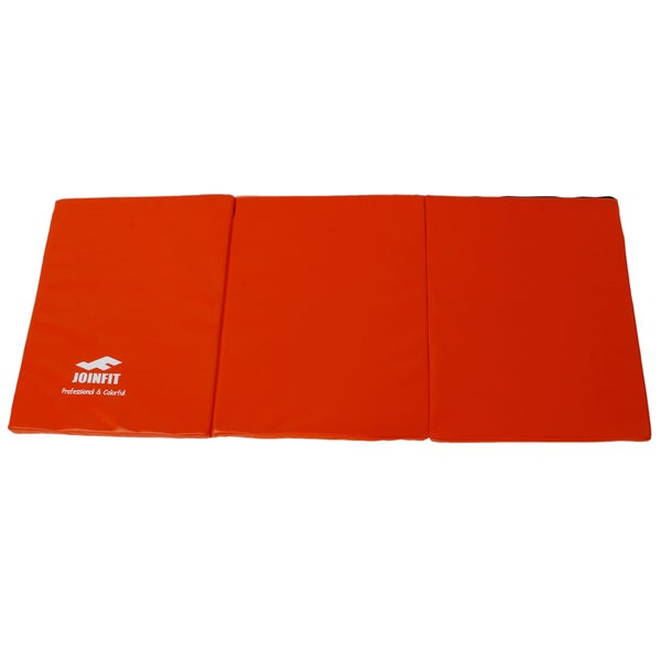 JOINFIT Folding Gymnastics Yoga Mat Orange