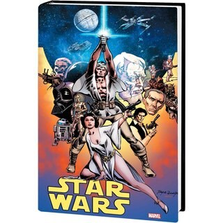 Star Wars: The Marvel Uk Omnibus (Hardcover)