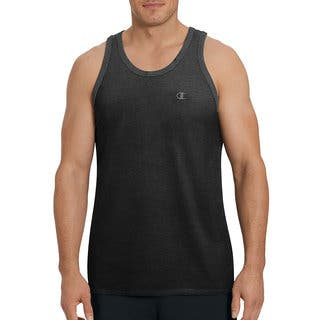 Champion Men's Classic Jersey Ringer Tank|https://ak1.ostkcdn.com/images/products/14573806/P21121577.jpg?impolicy=medium