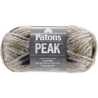 Patons Peak Yarn-Raven