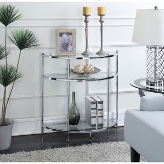 Convenience Concepts Royal Crest Entryway Table