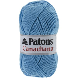Canadiana Yarn - Solids-Clearwater Blue