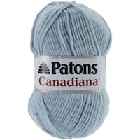Canadiana Yarn - Solids-Pale Teal