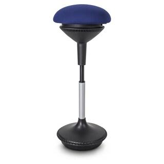 Autonomous ErgoStool - Height-Adjustable Active Sitting Office Chair & Ergonomic Standing Desk Swivel Stool
