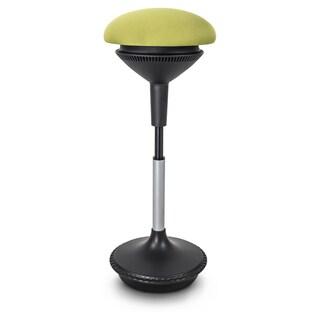 Autonomous ErgoStool - Height-Adjustable Active Sitting Office Chair & Ergonomic Standing Desk Swivel Stool (3 options available)