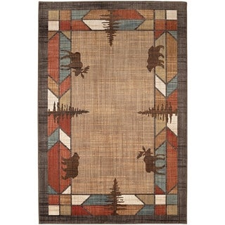 "Mohawk Home Destinations Butte Area Rug (5'3 x 7'10) - 5'3"" x 7'10"""