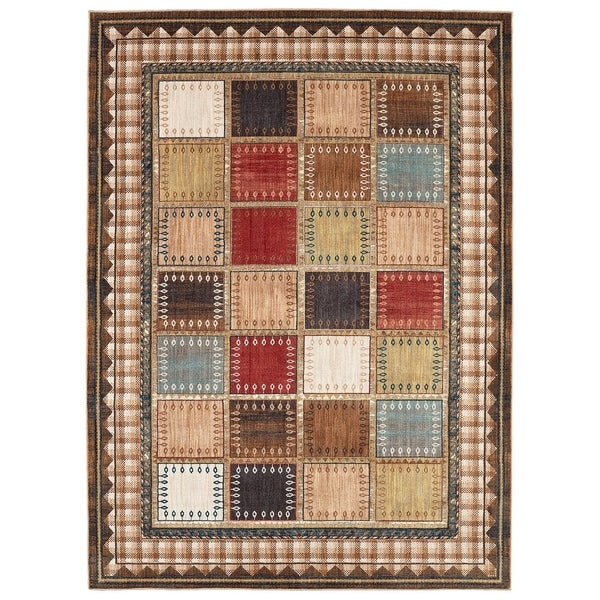 Mohawk Home Destinations Cheyenne Area Rug (5'3 x 7'10) - 5'3 x 7'10