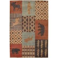 Mohawk Home Destinations Nome Area Rug (5'3 x 7'10) - 5'3  x  7'10