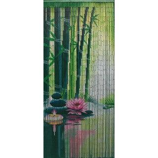 Handmade Serenity Zen Curtain (Vietnam)