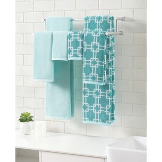 Clairebella Links Printed 6-piece Towel Set