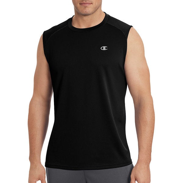 14fddc5af2222 Shop Champion Men s Vapor Select Muscle Tee - Free Shipping On ...
