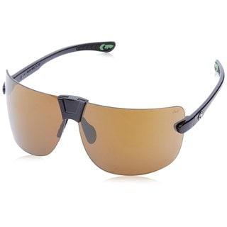 Gargoyles Ballistic 10700037 Unisex Protection Novus Black Frame, Brown Lens Sunglasses
