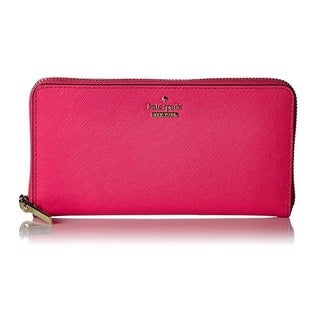 Kate Spade Cameron Street Pink Confetti  Lacey Wallet