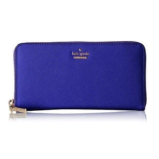 Kate Spade Cameron Street Nightlife Blue Lacey Wallet