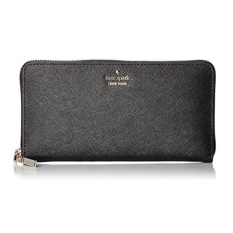 Kate Spade Cameron Street Black Lacey Wallet