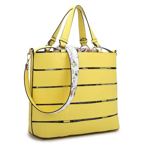 Dasein Two-in-One Medium Tote Bag