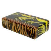 Handmade Box Gold Giraffe (Kenya)
