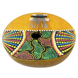 Handmade Karimba Aborigine Design (Indonesia)