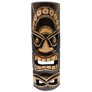 Fair Trade Handcrafted Tiki Mask (Indonesia)