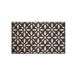 Jean Pierre Kelsey Grey/Berber Loop Accent Rug - (24 x 40 in.)
