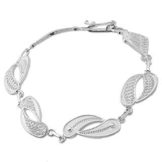 Bracelet, 'Joined Together' (Peru)
