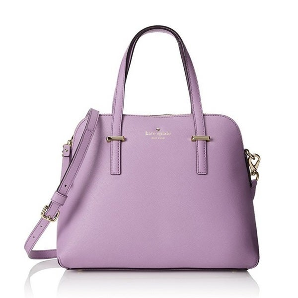 9f102fe92 Shop Kate Spade Cedar Street Maise Lilac Petal Satchel Handbag ...