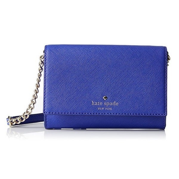 24d0d13a8 Shop Kate Spade New York Cedar Street Cami Nightlife Blue Crossbody ...