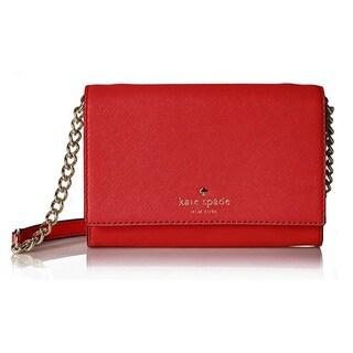 Kate Spade New York Cedar Street Cami Rooster Red Crossbody Handbag