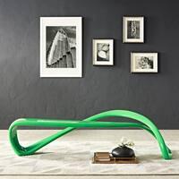 Möbius Contemporary Modern Bench