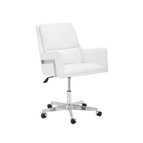 Torres Office Chair White