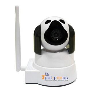 Interactive Indoor 2-Way Puppy Pet Camera & Monitor